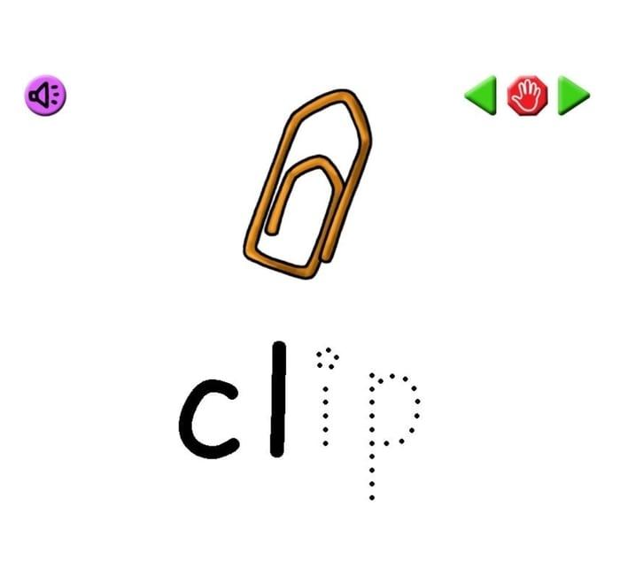 Letras e Palavras (Desenhar)