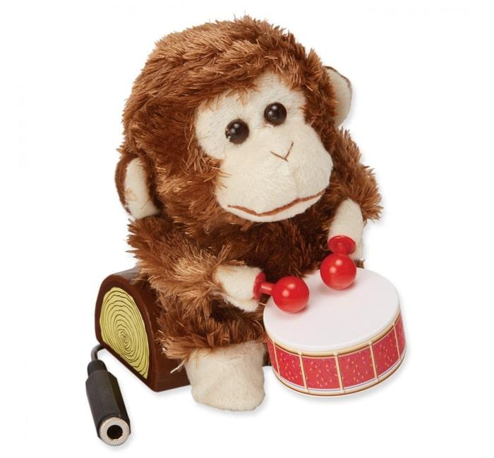 Macaco Baterista