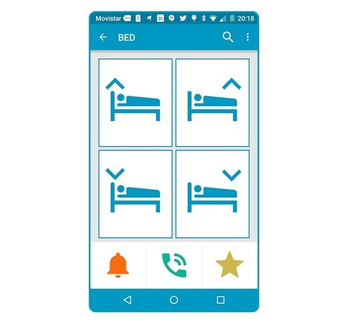 Controlo Plus (App Cama)
