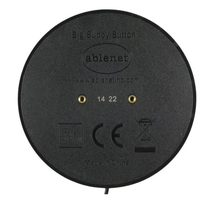 Big Buddy Button (Rótulo)