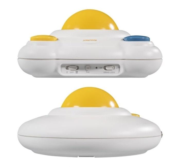 BIGtrack Wireless (Botões)