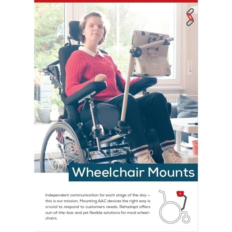 Catálogo Montagens Cadeiras de Rodas